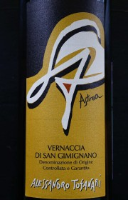Вино Vernaccia san Gimignano Astrea 0.75 л