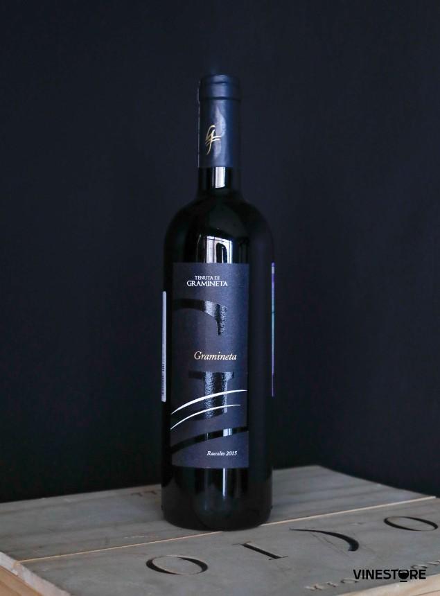 Вино Gramineta Tenuta di GRAMINETA 0.75 л