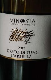 Вино L'Ariella Greco di Tufo 0.75 л