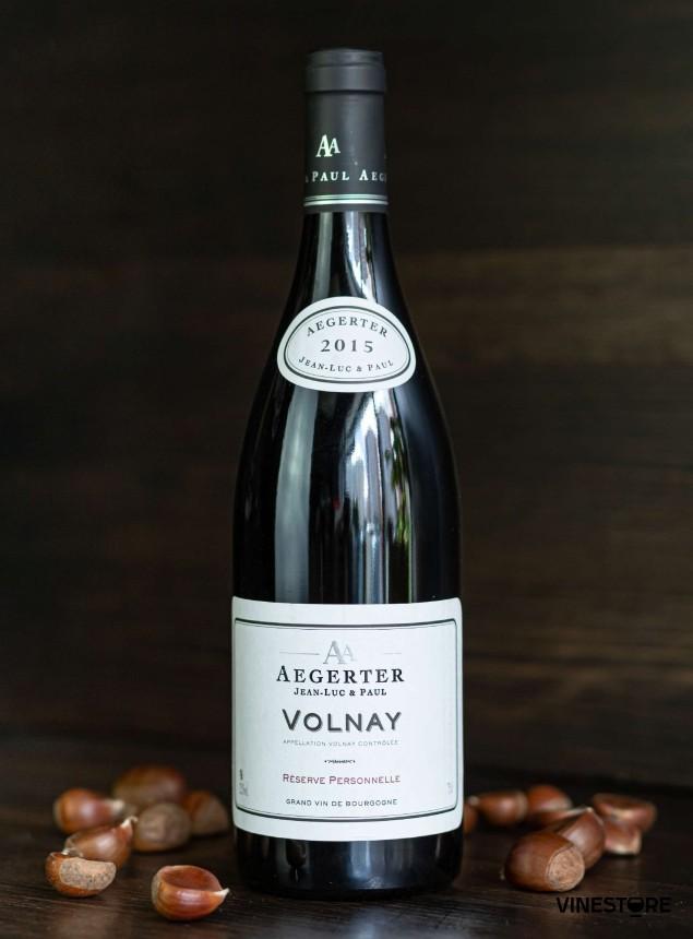 Вино Aegerter Jean-Luc&Paul Volnay Reserve Personnalle красное сухое