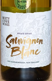 Вино Misty Cove Sauvignon Blanc 0.75 л