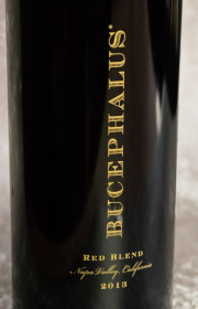 Вино Bucephalus Red Blend 0.75 л