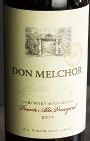Вино Don Melchor Cabernet Sauvignon 0.75 л