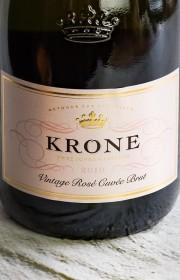 Krone Vintage Rose Cuvee Brut розовое брют, сухое 2019