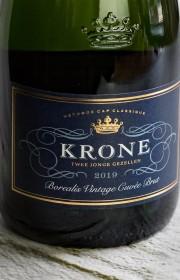 Krone Borealis Vintage Cuvee Brut белое брют, сухое 2019