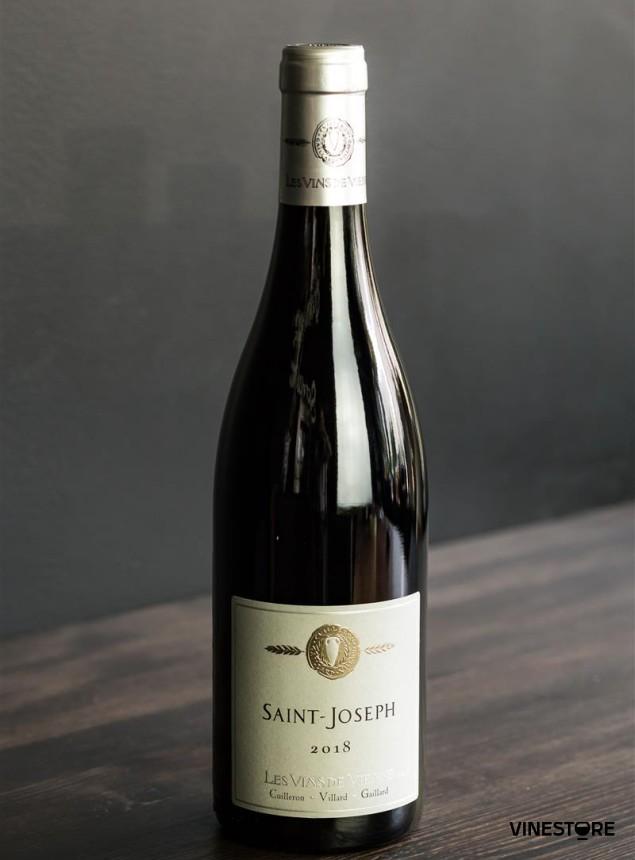 Вино Les Vins de Vienne Saint-Joseph 0.75 л