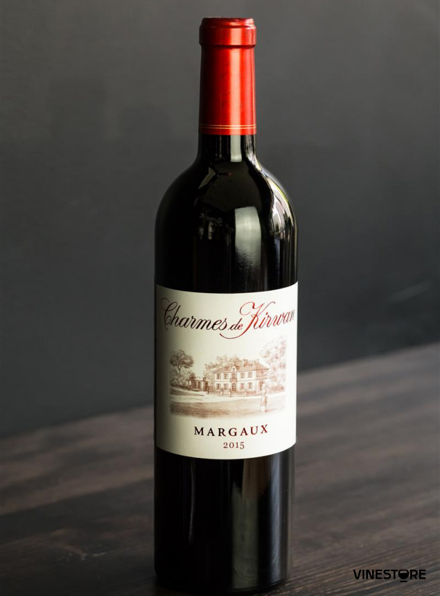 Вино Charmes de Kirwan 0.75 л