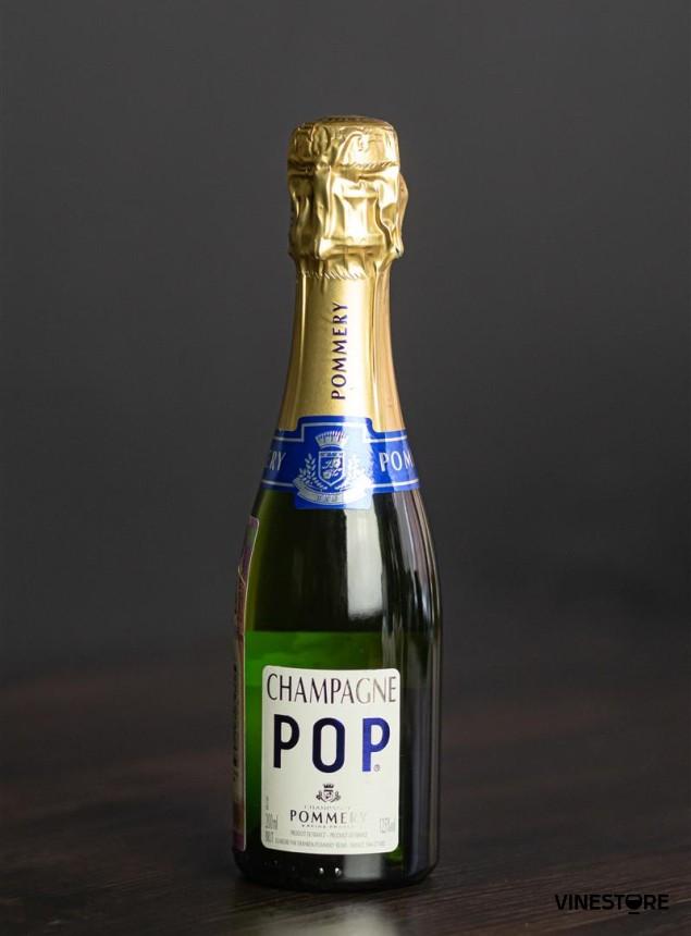 Pommery POP белое брют, сухое