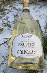 Вино Ca Maiol Prestige Lugana 0.75 л