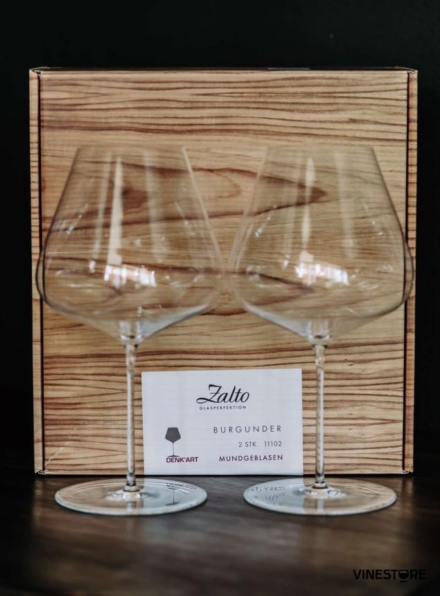 Бокал Zalto Burgundy wine glass 2 шт.