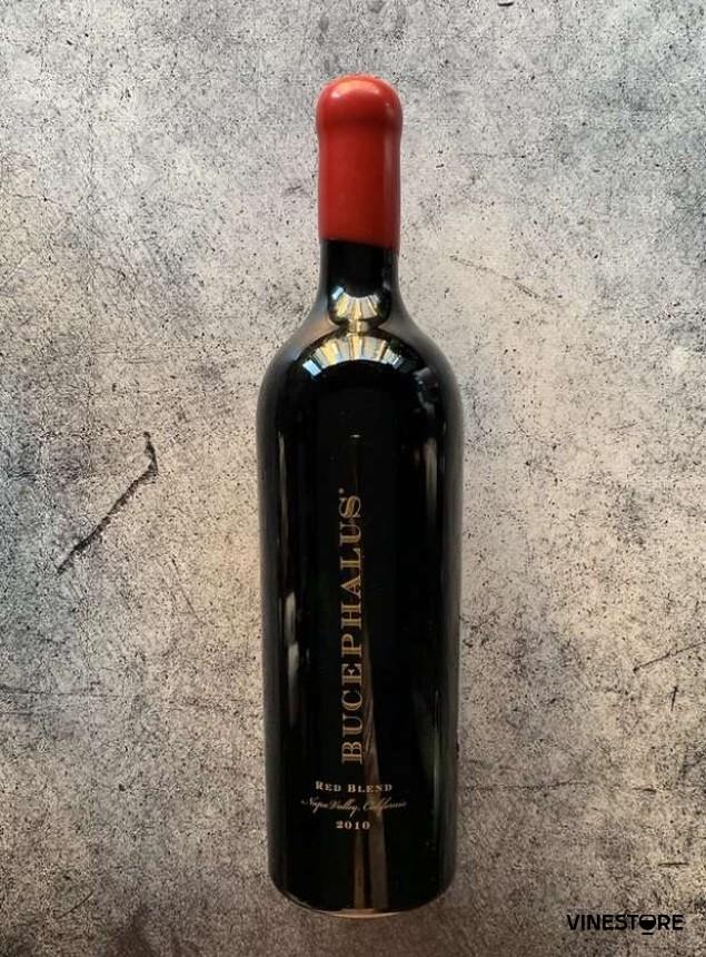 Вино Bucephalus Red Blend, 2013 красное сухое 2013